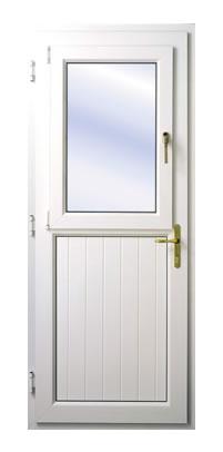 PVCu Back Doors